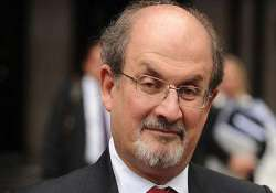 rushdie s kolkata visit cancelled due to security reasons