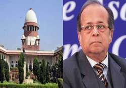 supreme court dismissed pil to stay proceedings against