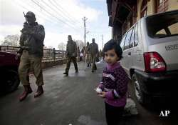 separatists strike call evokes no response in rest of