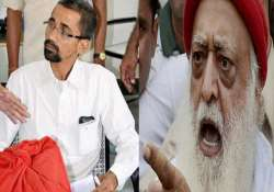 sexual assault victim and her parents were called on asaram