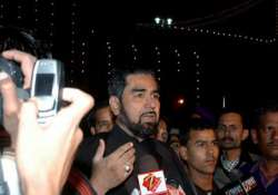 shia leader kalbe jawwad to stage protest outside congress