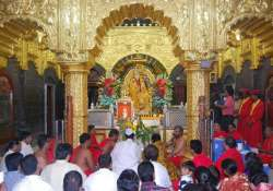shirdi devotees to pay for vip passes from monday