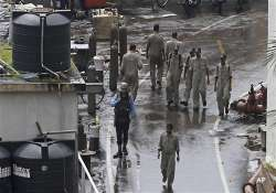 sindhurakshak tragedy mumbai fire officer helped prevent