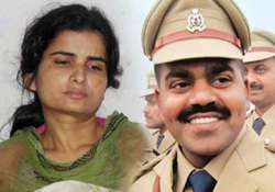 slain dsp s widow parveen azad joins up police as osd