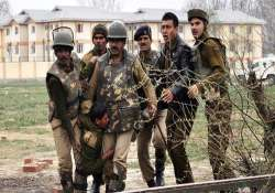 soldier killed by colleague in kashmir