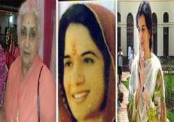 women candidates in rajasthan royalty to daily labourer