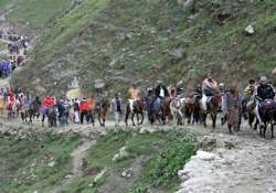 67 amarnath pilgrims die in 2 weeks shrine board worried