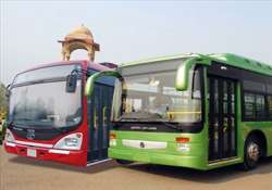 11 women only buses launched in delhi