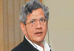cpm will initiate steps to form 3rd front post polls yechuri