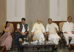 divided nda defers decision on presidential poll
