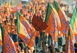 bjp gearing up to name candidates for upcoming state polls