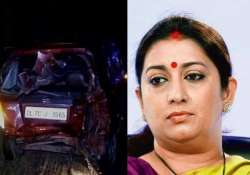 police defends irani says her convoy reached spot after