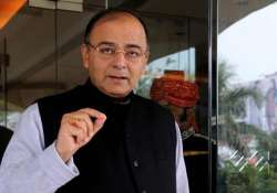 govt being criticised for being too fast arun jaitley