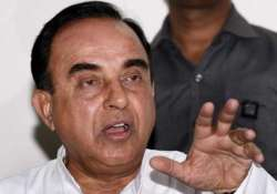 fir demanded against subramanian swamy for his casteist