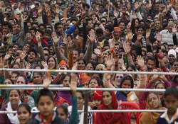 jharkhand polls campaigning ends for final phase of polling