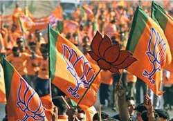 delhi polls bjp announces 21 member election committee