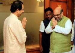 maha assembly uddhav s final offer for seats 151 for sena