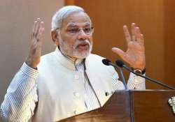 pm modi to address meet on space technology today