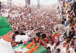 mixed bag for political dynasties in haryana