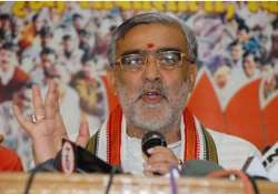 bihar medical scam stand by my remark on nitish says c p