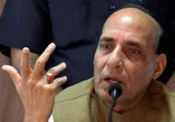 i m not in favour of putting up godse statues says rajnath