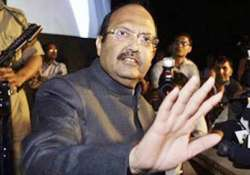 i was disillusioned says amar singh