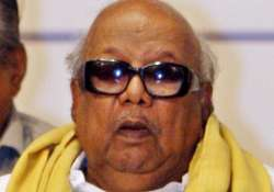 indian role in us resolution forced our exit karunanidhi