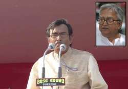 learn to play role of opposition biman bose tells mlas