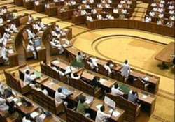 mp monsoon session begins tributes paid to deceased leaders