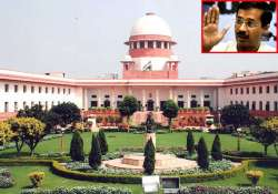 sc to hear aap plea for dissolution of delhi assembly on