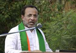 steady rise in suicides in gujarat claims congress