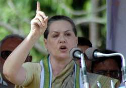 we will free bengal from misrule promises sonia
