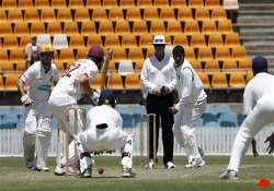 bowling weak link for india shane warne