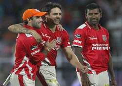 ipl 7 kings xi to wear blue wristbands for world