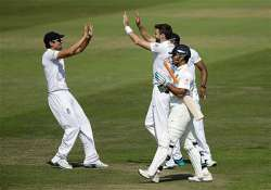 ind vs eng england bowl out india for 330 decide against