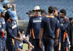 india west indies series indian team arrives for eden test