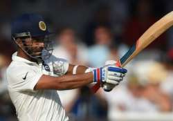 patience will be key on the final day rahane