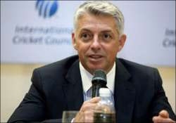 t20 leagues threatening future of bilateral series icc ceo