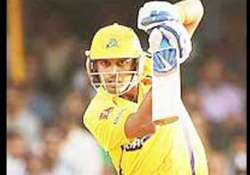 csk spank central districts by 57 runs
