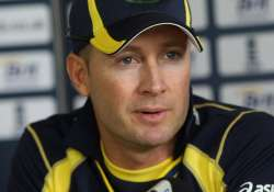 micheal clarke lesson not learned against spinners
