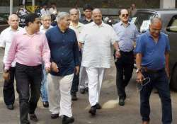 shashank manohar s reforms wants independent ombudsman for
