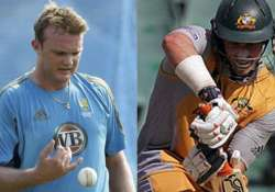 aussies to be without bollinger hussey in goa odi
