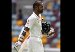 shikhar dhawan fit for 3rd test recovers from wrist injury