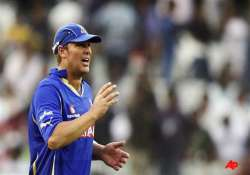 inexperience and bad luck cost us the match warne
