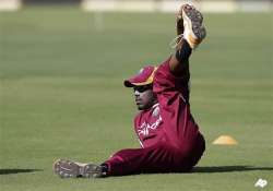 injured bravo ruled out of indore odi