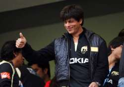 kkr doing well without ganguly says shah rukh khan
