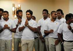 lankan media questions final xi selection