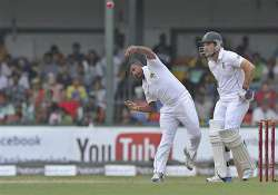 sri lanka south africa scoreboard tea 2nd test day5