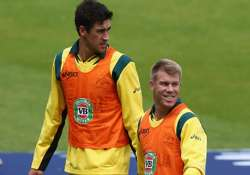 warner starc to return home from england tour