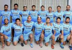 india new zealand to play six match hockey test series